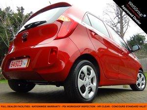 2013 '63 Kia Picanto - 24k Miles / £0 Tax / As New