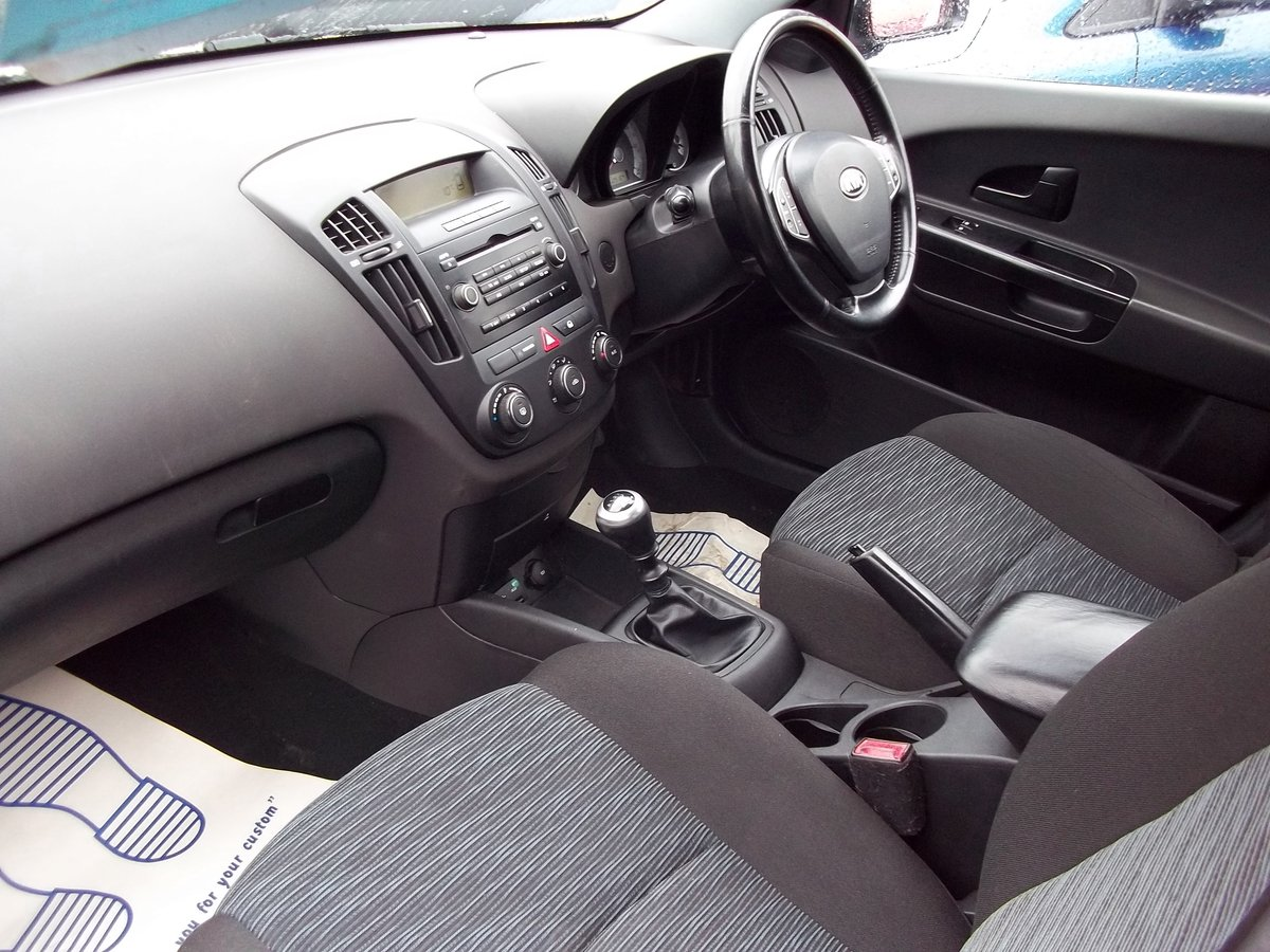 2007 Kia Cee'd 1.4 SR For Sale (picture 4 of 5)