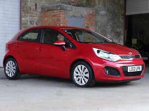 Picture of 2012 Kia Rio 1.4 2 5DR SOLD