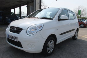 Picture of 2009 KIA PICANTO 1.0 1 5DR SOLD