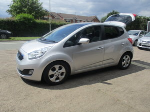 2012 AUTOMATIC PETROL SUV 1600cc 5 DOOR KIA VENGA 3 NICE 57,000 K For Sale