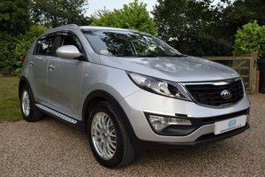 2016 Kia Sportage III 2.0 CRDI Automatic  For Sale
