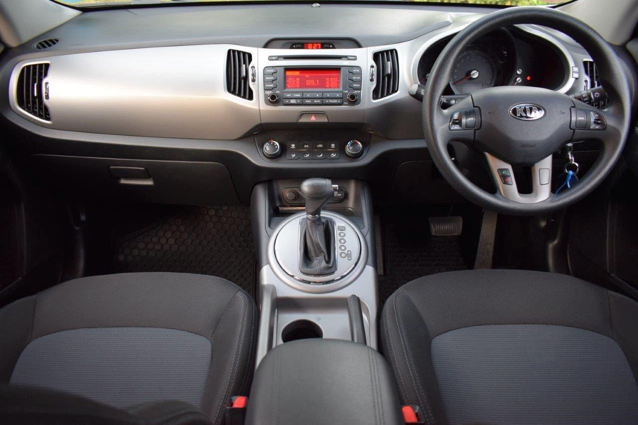 2016 Kia Sportage III 2.0 CRDI Automatic  SOLD (picture 6 of 6)