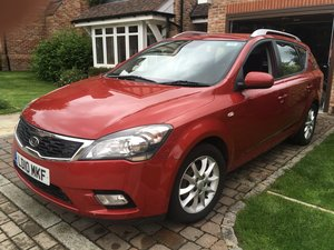 2010 Kia Ceed Estate Diesel SOLD