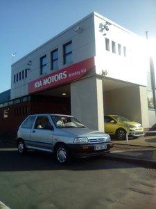 1998 Kia Pride 58,000 miles like Mazda 121 Rare Bargain