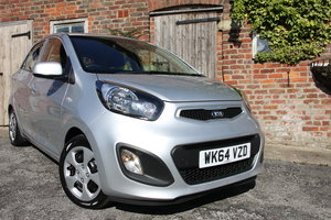 2014'64 Kia Picanto 1.0 1 5dr  For Sale