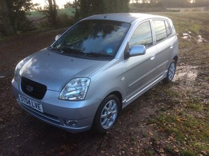 2004 kia picanto 1.1 se For Sale