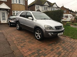Picture of 2005 KIA SORENTO 2.5 XSE MANUAL SOLD