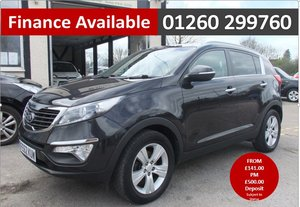 Picture of 2012 KIA SPORTAGE 1.7 CRDI 2 5DR SOLD