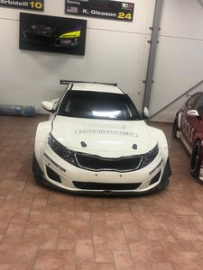 2014 Solution F Silhouette Touring Car For Sale
