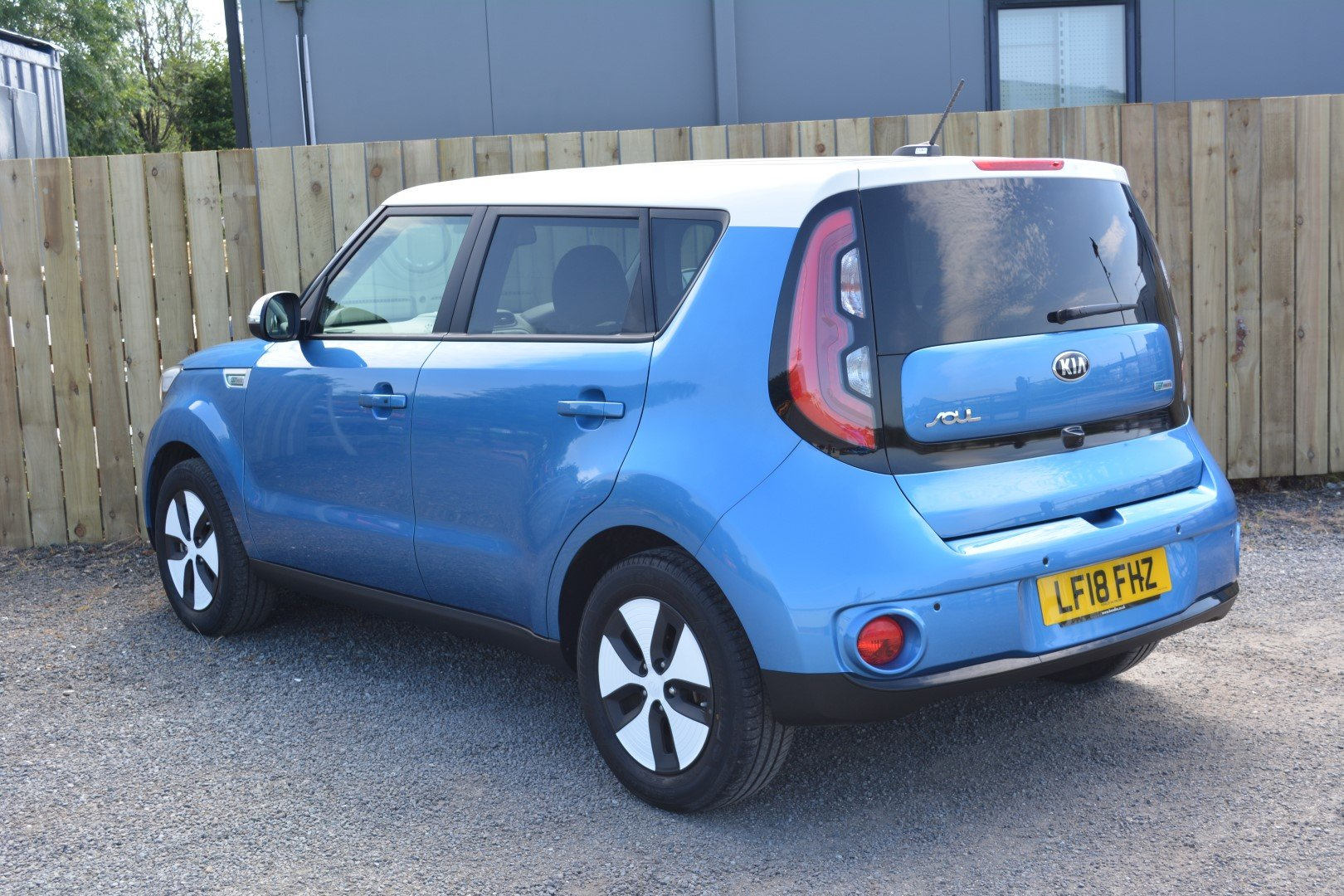 2018 Kia Soul EV Fully Electric - Practical Space - Great Range For Sale (picture 2 of 6)