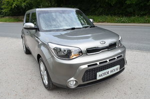 KIA SOUL CONNECT 1.6 CRDI AUTO 13,000 MILES ONE  LADY OWNER