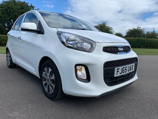 2015 Kia Picanto 1.0 ISG2 5dr **Very Low Mileage!** For Sale (picture 1 of 4)