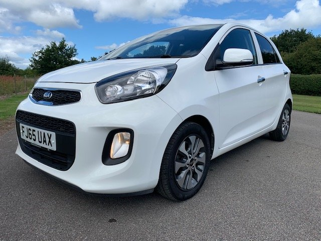 2015 Kia Picanto 1.0 ISG2 5dr **Very Low Mileage!** For Sale (picture 2 of 4)