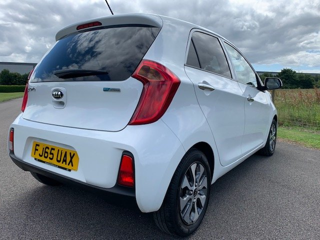 2015 Kia Picanto 1.0 ISG2 5dr **Very Low Mileage!** For Sale (picture 4 of 4)