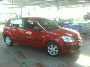 2005 Rio a genuine one off
