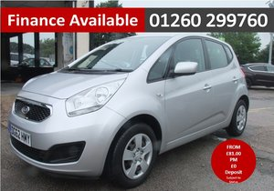 Picture of 2012 KIA VENGA 1.4 1 ECODYNAMICS 5DR SOLD