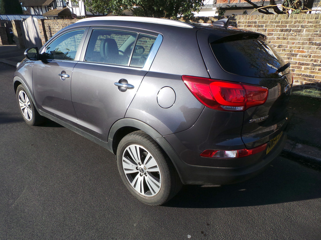 2014 Kia Sportage 4WD - Nav - Roof - Reverse Camera For Sale (picture 2 of 12)