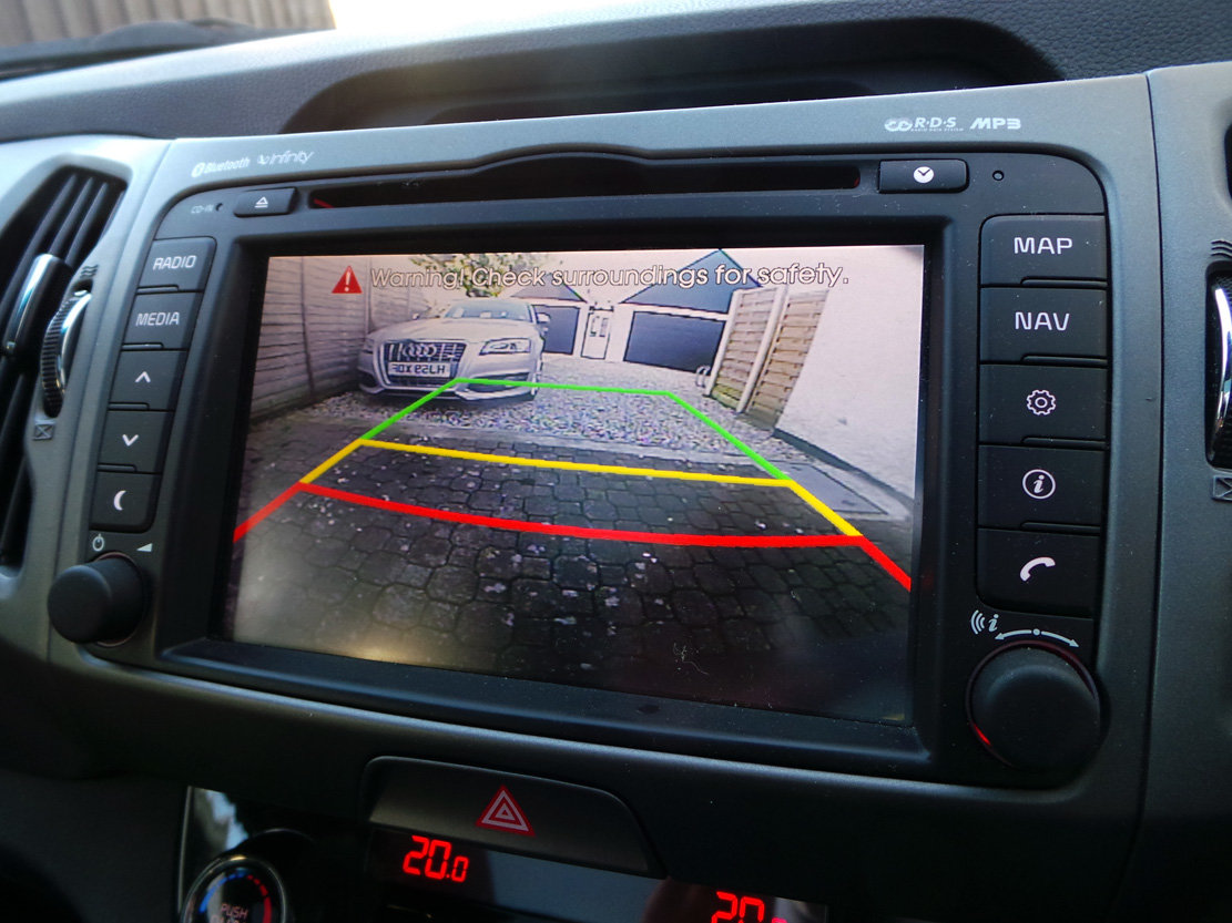 2014 Kia Sportage 4WD - Nav - Roof - Reverse Camera For Sale (picture 5 of 12)