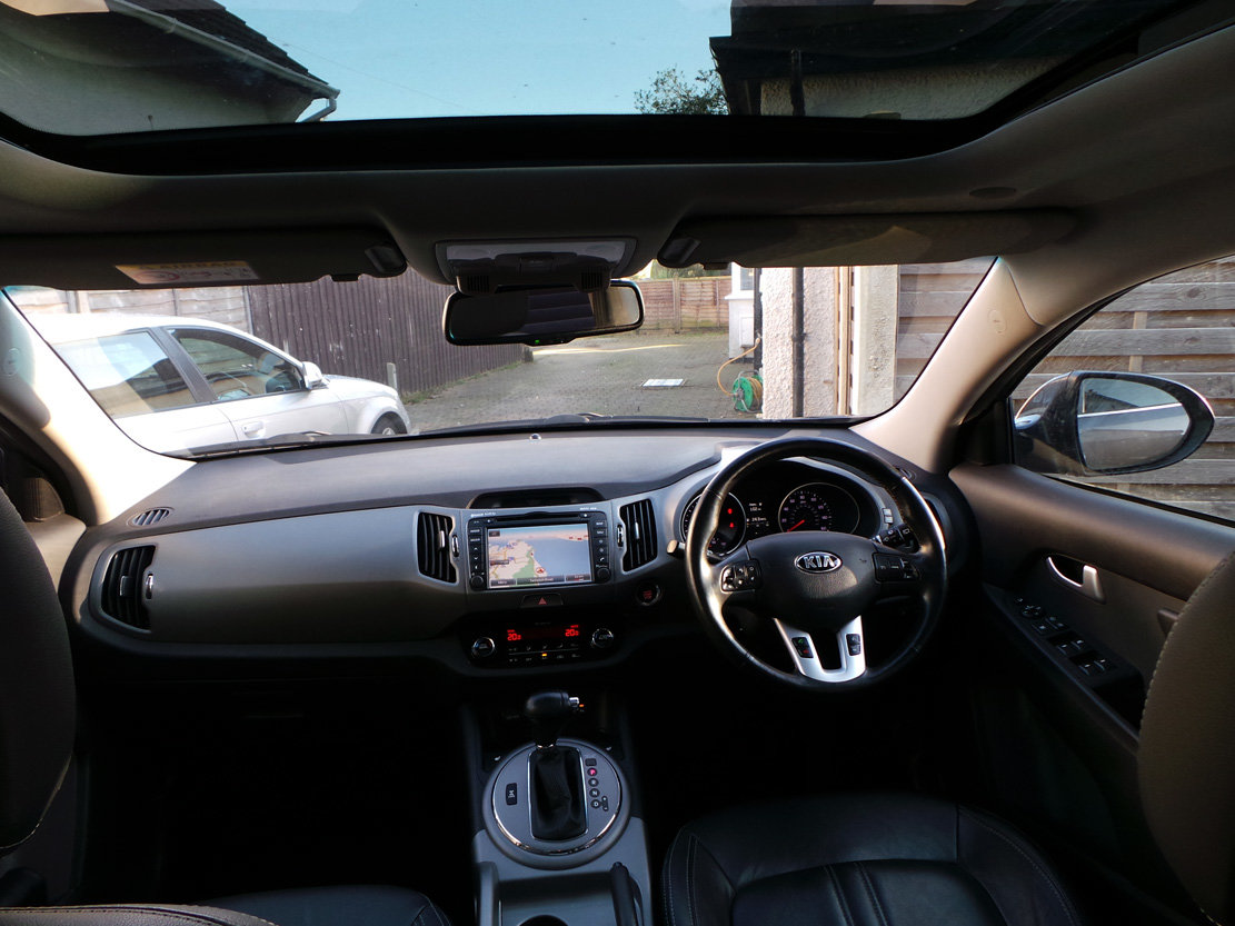 2014 Kia Sportage 4WD - Nav - Roof - Reverse Camera For Sale (picture 12 of 12)