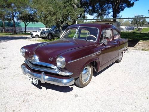 1952 Kaiser Henry J. - Rare Model For Sale (picture 1 of 6)