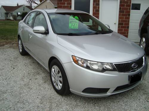 2011 KIA Forte 4DR Sedan For Sale (picture 1 of 6)