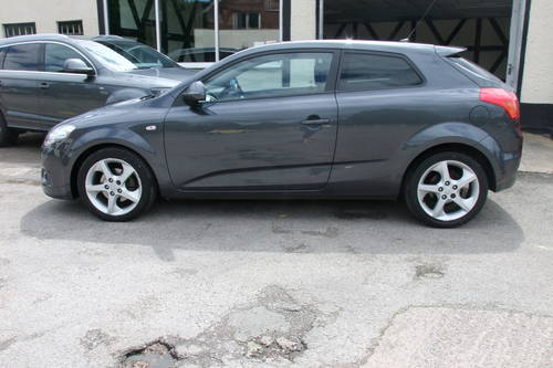 2008 KIA CEED 2.0 PRO CEED SPORT CRDI 3DR Manual SOLD (picture 2 of 6)