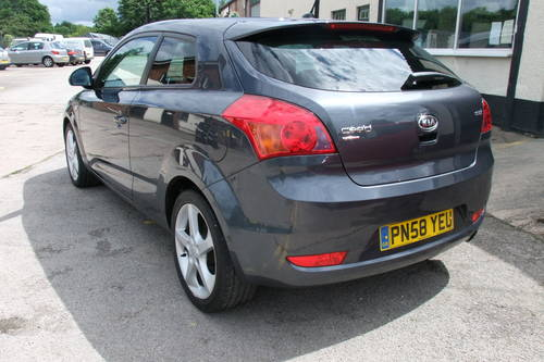 2008 KIA CEED 2.0 PRO CEED SPORT CRDI 3DR Manual SOLD (picture 3 of 6)