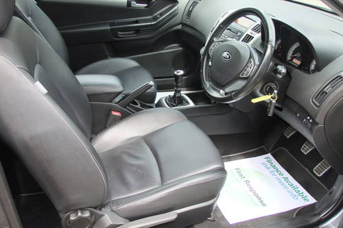 2008 KIA CEED 2.0 PRO CEED SPORT CRDI 3DR Manual SOLD (picture 6 of 6)