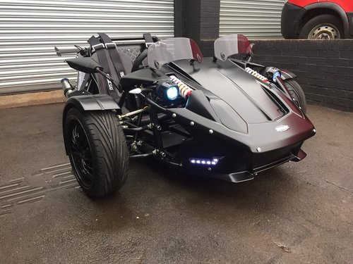 2013 Scorpion 3 wheeler street legal car Brand new 2020 For Sale (picture 5 of 6)
