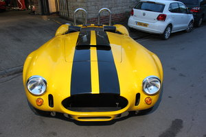 2000 Unfinished Jaguar based AK Cobra 427 replica For Sale