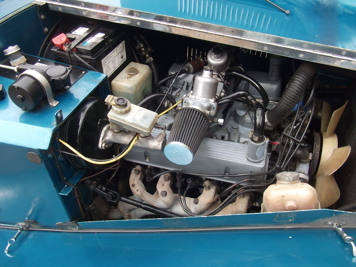 1981 Jba Falcon 2 3 5 Litre V8 For Sale Car And Classic