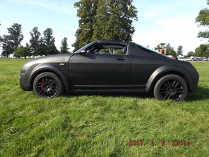 2004 BATMOBILE INSPIRED MGF 1.8cc POWERED For Sale