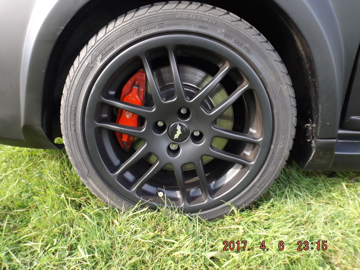 2004 BATMOBILE INSPIRED MGF 1.8cc POWERED For Sale (picture 4 of 6)