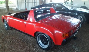 1975 Porsche 914 GT spyder 2.0 For Sale