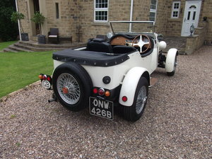 1964 NG TA 4 SEATER TOURER. NEW WIRE WHEELS.