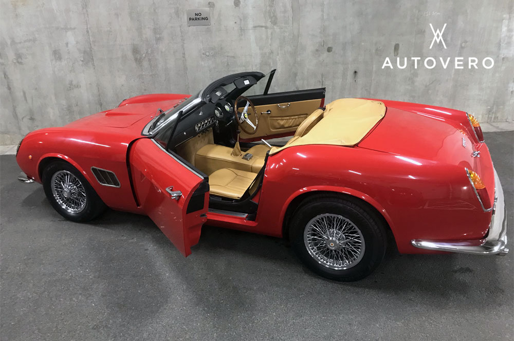 1999 Ferrari 250SWB California factory-built by DNA For Sale (picture 1 of 6)