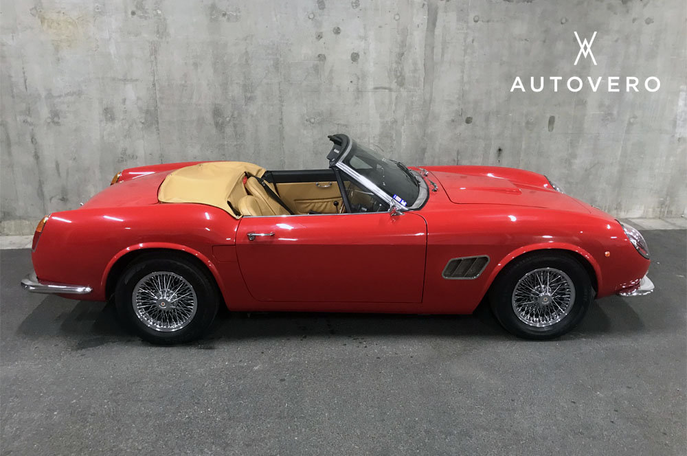 1999 Ferrari 250SWB California factory-built by DNA For Sale (picture 2 of 6)