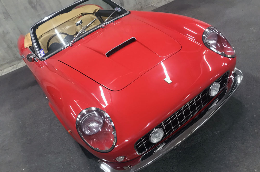 1999 Ferrari 250SWB California factory-built by DNA For Sale (picture 3 of 6)