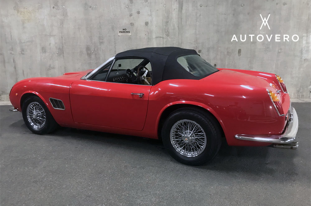 1999 Ferrari 250SWB California factory-built by DNA For Sale (picture 4 of 6)