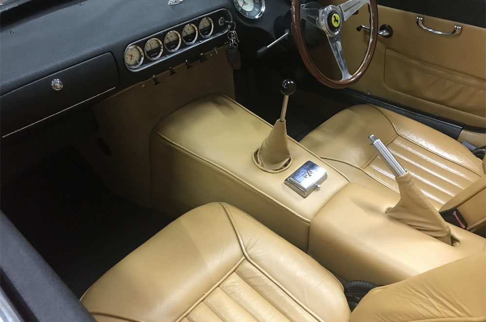 1999 Ferrari 250SWB California factory-built by DNA For Sale (picture 6 of 6)