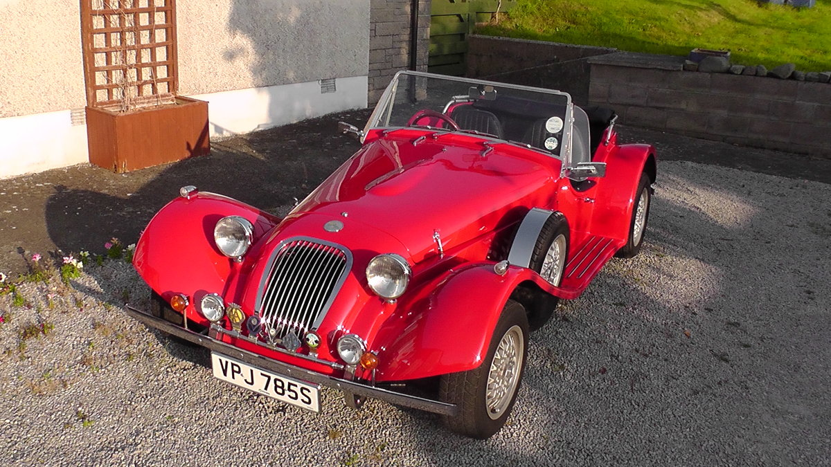 1978 MERLIN 2+2KIT CAR FOR SALE SOLD (picture 1 of 6)