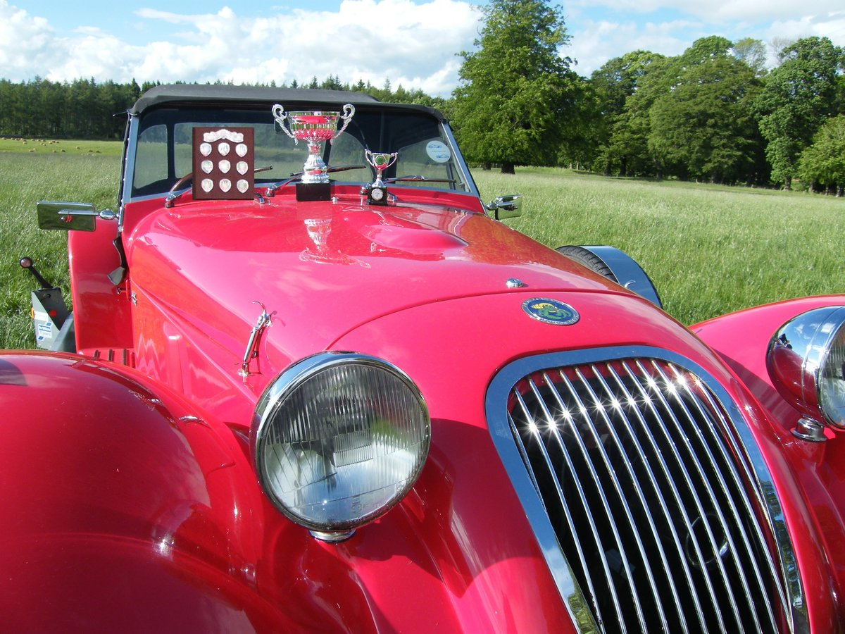 1978 MERLIN 2+2KIT CAR FOR SALE SOLD (picture 5 of 6)