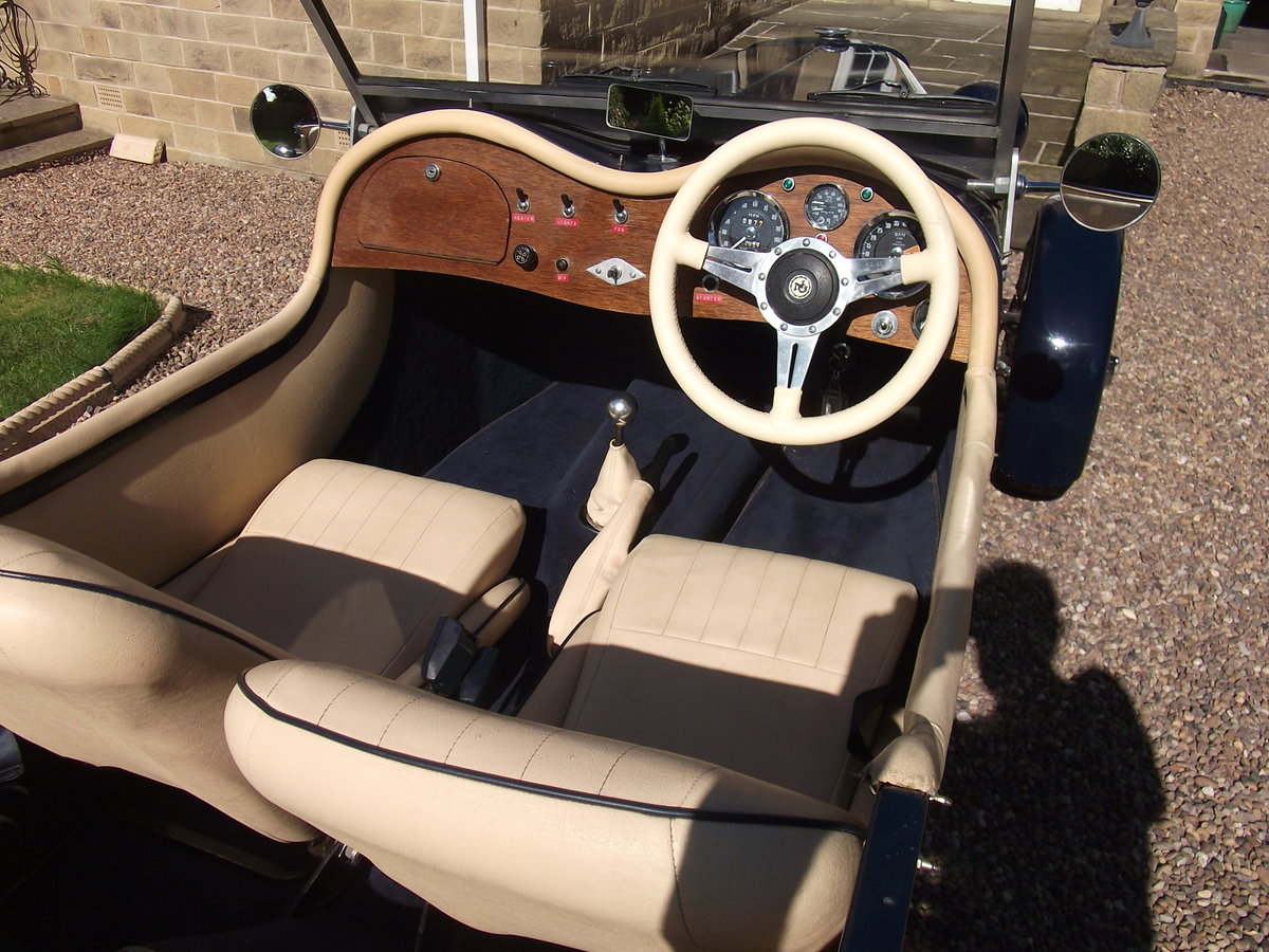 1984 NG TA 4 SEATER TOURER. SPECIAL EDITION. WIRE WHEELS For Sale (picture 5 of 6)