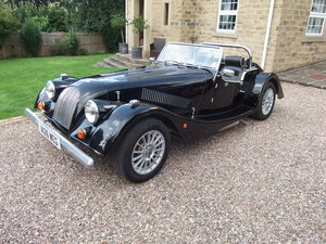 2003 MORGAN PLUS 8 REPLICA. FACTORY DEMONSTRATOR