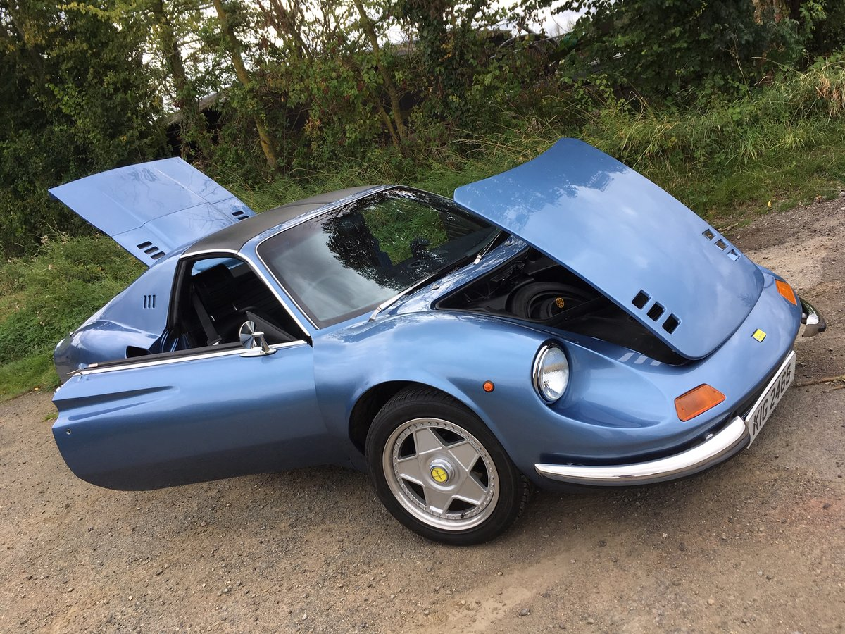 1991 Dino 246 GTS Tribute by JH Classics SOLD (picture 4 of 6)