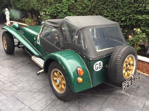 Lotus 7 replica