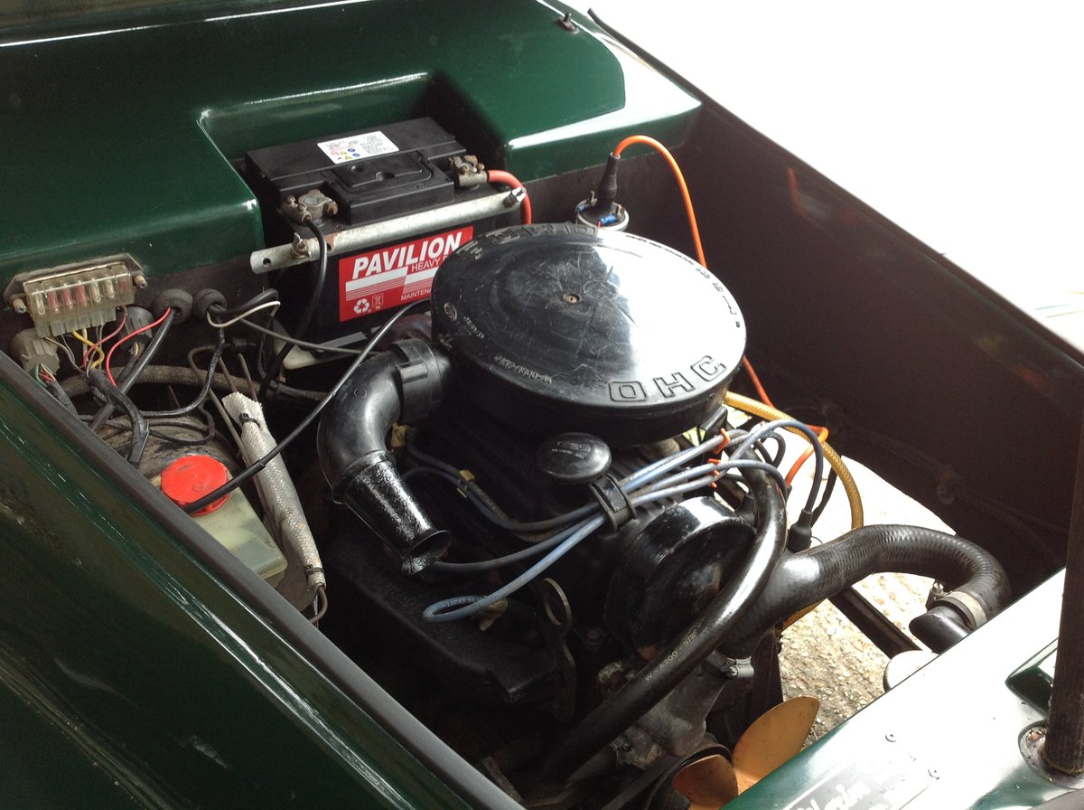 1977 PILGRIM FAMILY TOURER For Sale (picture 5 of 6)