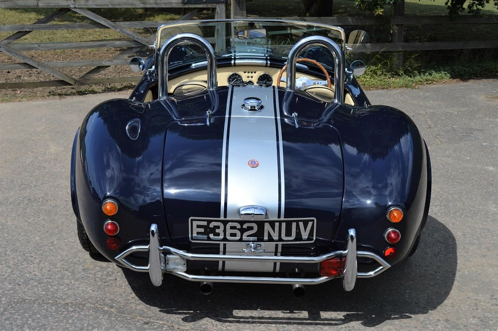2007 Pilgrim Sumo 427 Cobra Replica For Sale (picture 4 of 6)