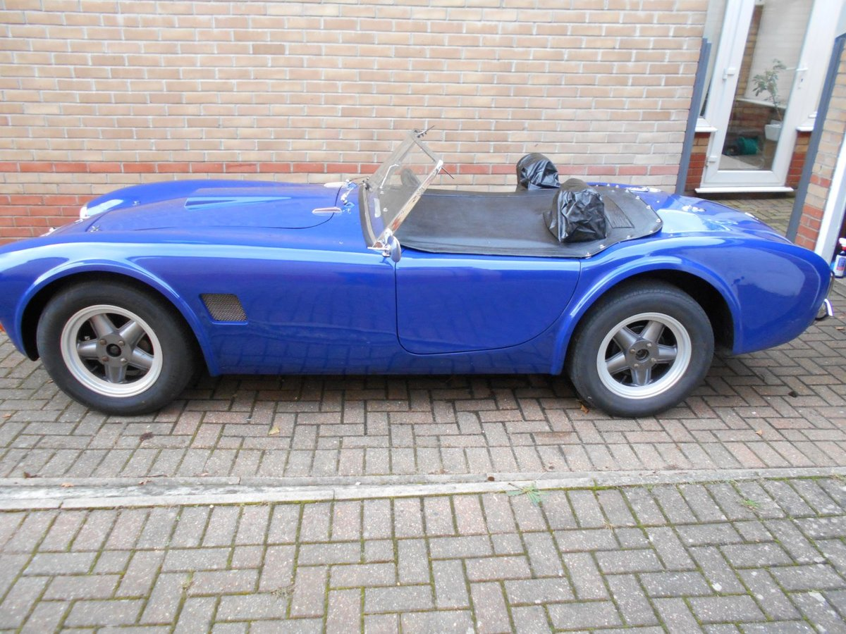 1981 Cobra kit car For Sale (picture 1 of 6)